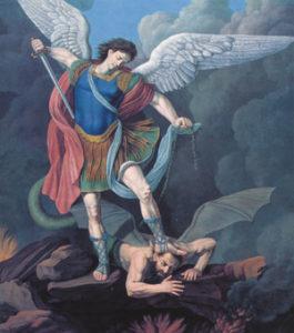 L'Archange Michaël ou Michel 1