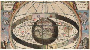 Les 7 sphères de Ptolémée 1