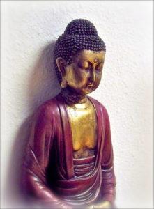Bouddha en méditation 1
