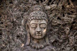 Bouddha bois 1