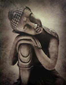 Bouddha penché 2 3