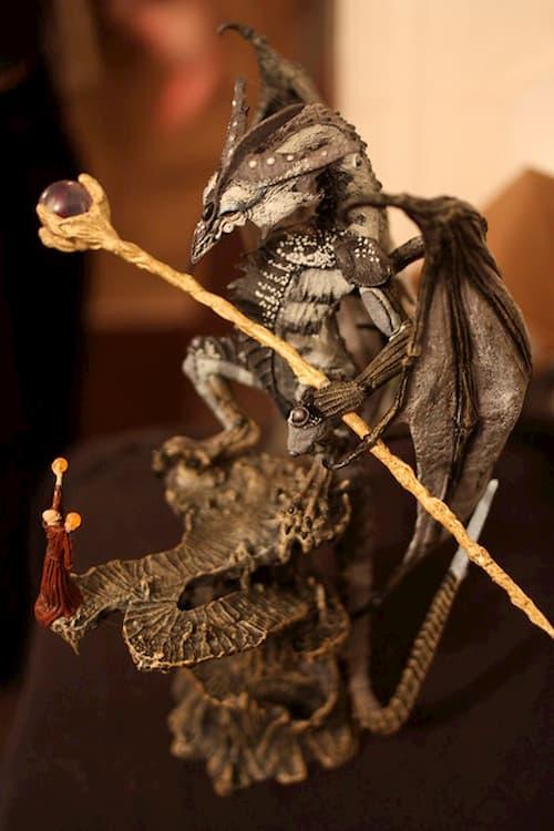 Reiki Dragons et Samourai 1