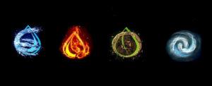 Les quatre éléments 3