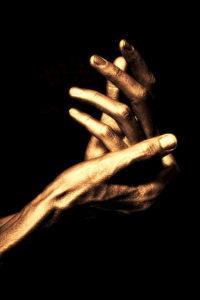Mains de jésus 1
