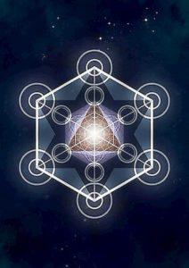 Cube de Metatron 1