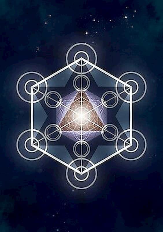 Initiation au cube de Métatron Nouveau 1