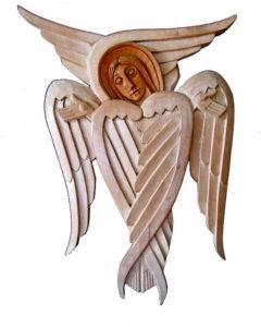 Seraphin, sculpture de Philippe Péneaud 1