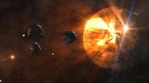 Activation du rayon de Vénus/Inanna