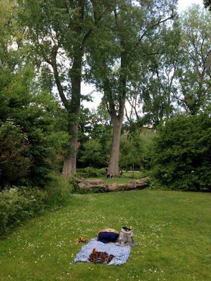 Un bel endroit pour pratiquer le Karuna